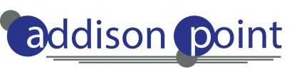 Addison Point Apartments Logo, Footer ,Link to Home